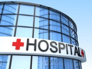 Generic Image of a Hospital